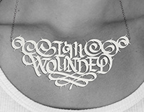 I'm wounded - Necklace