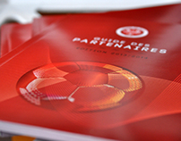 "Stade de Reims ""Partners Booklet"""