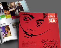 Ağaçlı New's Magazine Project