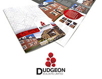 Dudgeon Builders | Editorial, Graphic Design & Print