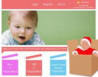 Baby Box Flat Website