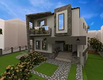Villa I.