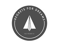Regrets for Dreams: Logo Design