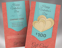 Gift Card for Valentines Day 02
