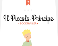 Il piccolo principe | Little Prince Book Trailer