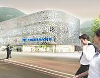Hauptsitz Südtiroler Volkbank Bozen (I)