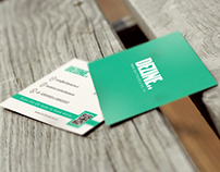 DEZINE Business Card