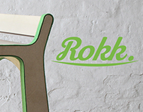 ROKK - the rocking stool