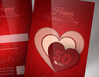 Gift Card for Valentines Day 01