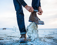 Richard Schultz: Chippewa Boots 2015 Lookbook
