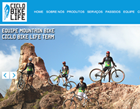 Site Ciclo Bike Life