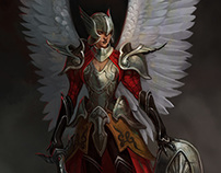 Angel - concept