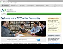 AP Teacher Community