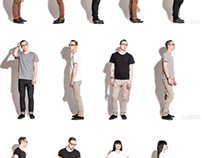 CBE Lookbook - T-Basics and Crew Sweaters