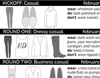 KD recruitment outfit guide
