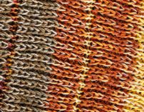 knit project 1 - color development