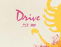 Drive de Nicolas W. Refn - Menu DVD & Blu-Ray [2012]