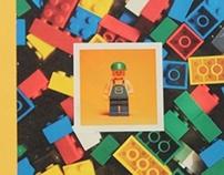 Intervención Creativa: Legos
