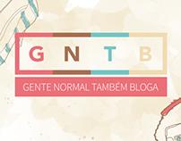 Gente Normal Também Bloga - Blog Theme