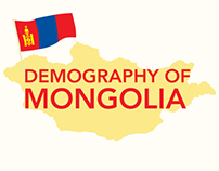 Demography of Mongolia