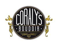 Coraly's Boudoir Brand Work