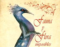 """""""Fauna Y Flora de la Isla Ambulante"""" Solo exhibition"""