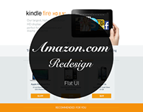 Redesign of Amazon.com