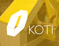 Koti // Portable Shelter