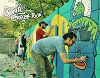 #SUT · Sprite Urban Tour