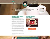 Sonofresco Website Redesign