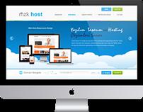 Mzk Host Web Design