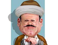 الفنان المصري محمد رضا Egyptian actor Mohammad Reda car