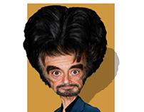 آل باتشينو Al Pacino كاريكاتير cartoon