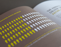 Ladder Up, Annual Report, Website & Stationery