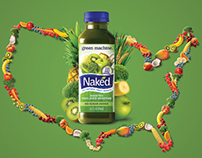 Drink Good. Do Good. Naked Juice Q3 2013