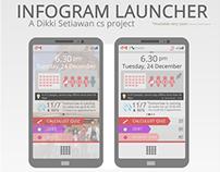 Infogram app