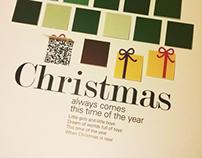 A Designer's Toys : A QR Code Advent Calendar