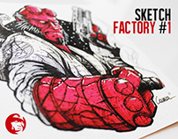 SKETCH FACTORY #1 - Commissioned OGs