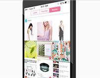 The new interactive iOS Screenshot