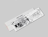 Pierre Cardin / Watercolor Invitation Design