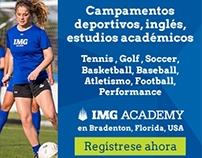 IMG Academy Banners