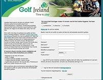Golf Ireland - promotion