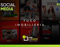 Social Media | Foco Imobiliária #1