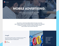 Web corporativa Telecoming - UX/UI Design