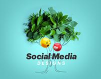 Tawlefa Social Media Designs