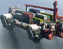 Strike Vector EX | Vehicles design