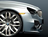 BMW Sportback Coupé