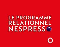 NESPRESSO - Programme relationnel