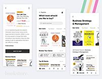 Book Store Design Concept