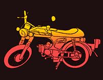 Destination Venus (Personal Experimental Comic)